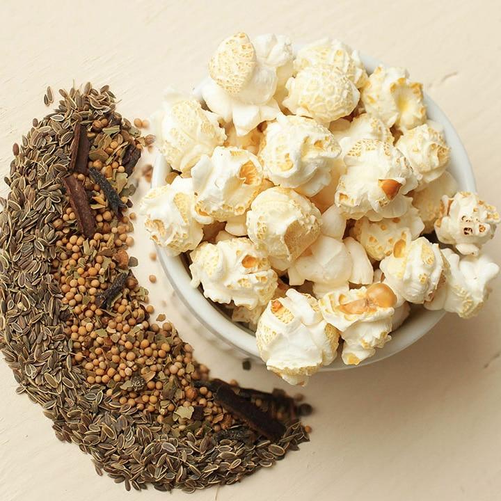Absurdly Dill Popcorn