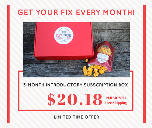 Subscription Box - Limited Time Offer