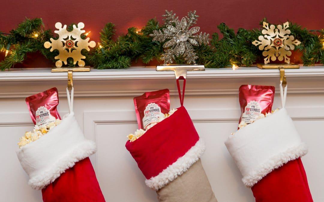 Make Popcorn a Christmas Tradition