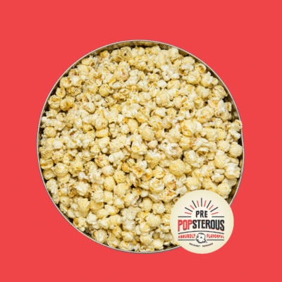 Prepopsterous Popcorn