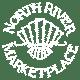 North River Market icon - reverse